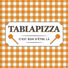 Concept pour la franchise Tablapizza - Le logo de la franchise TablaPizza.