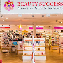 Concept pour la franchise Beauty Success - Beauty Success