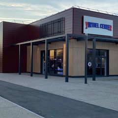 Concept pour la franchise Virtual Center - Virtual Center de Chambly.